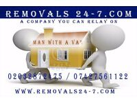 Wiltshire Chippenham Removals-Man & Van -Free Call Back - Domestic Removal-All UK/ Offices Removal
