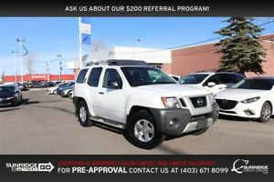 2010 Nissan Xterra Off Road, CLOTH, CRUISE, 4X4