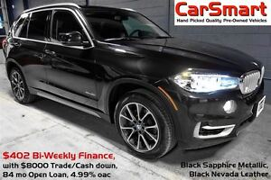2016 BMW X5 xDrive35i, Head-Up Display, Rear Camera, HK Audio