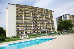 Kingston 2 Bedroom Apartment for Rent: Gym, pool, sauna, dog run Kingston Kingston Area image 3