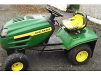 Lawn Tractor Lawn Mower Ride-On Lawnmower For Sale Armagh (No Deck)