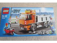 Lego CITY Dump Tipper Truck 4434, Age 5-12, 100% Complete with Manual and Box