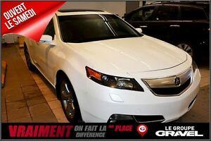 2012 Acura TL TRACTION INTEGRALE BLUETOOTH CUIR TOIT OUVRANT