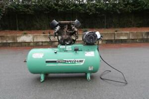 SPEEDAIRE 15 Hp Reciprocating Air Compressor