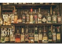 Experienced bartender wanted for Shoreditch bar