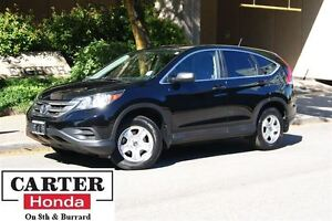2014 Honda CR-V LX + BLUETOOTH + BACKUP CAM + CERTIFIED!