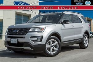 2016 Ford Explorer LEATHER, TWIN MOONROOF, REAR CAM!