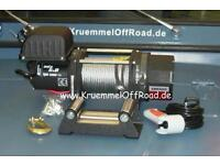 12V Seilwinde Horn Beta 5.0 , Zugkraft 2,26t , 2260kg, Winde Essen - Steele Vorschau