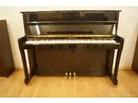 New upright piano. H. G. Schubert- Tuned and delivery free