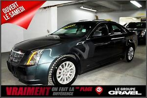 2012 Cadillac CTS CUIR AWD TOIT OUVRANT