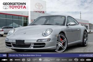 2008 Porsche 911 Carrera 4S|NAVIGATION|BOSE AUDIO|MEMORY SEAT