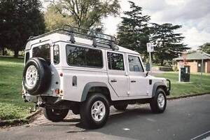 2005 Land Rover Defender Wagon Brunswick Moreland Area Preview