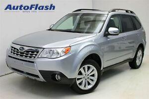 2012 Subaru Forester 2.5X Limited AWD * Navigation * Cuir/Leathe