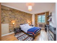 VERY SLICK LARGE 2 BEDROOM WAREHOUSE CONVERSION IN ISLINGTON DALSTON DE BEAUVOIR CANONBURY