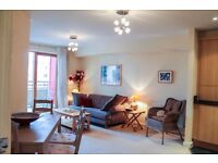 A Stunning 2 Bed 2 Bath Apartment in Bow Bell Tower, Private Terrace, Allocated Parking Space- VZ