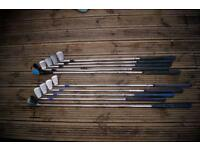 Golf Clubs & Golf Bag
