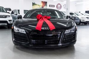 2014 Audi R8 4.2 V8 Coupe 7-speed S-tronic
