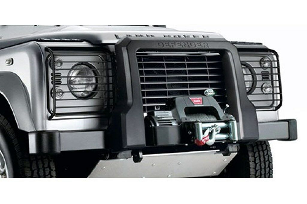 Land Rover Defender Genuine Front Protection A Bar Guard