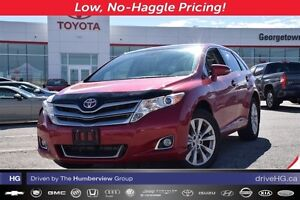 2014 Toyota Venza XLE AWD with panoramic roof and leather