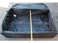 Lightweight Large Rotating Wheels Trolley Handle Suitcase Black i-Trak Security