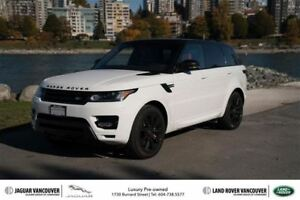 2017 Land Rover Range Rover Sport V8 Supercharged Dynamic Sale!