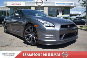 2015 Nissan GT-R Premium *Leather,Navigation,Heated Seats*