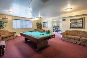 Renovated One Bedroom  - Riverside Dr - WATERFRONT - Indoor Pool Windsor Region Ontario image 6