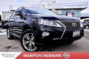2013 Lexus RX 350 Ultra Premium With DVD's Navigation Plus Much