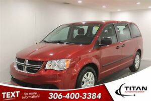 2016 Dodge Grand Caravan SE|Auto|Htd. Mirrors|PST Paid