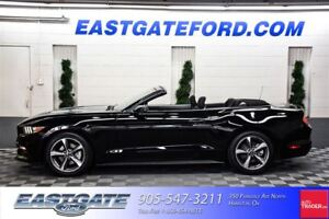 2017 Ford Mustang Vert 18 wheels Auto