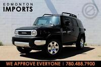 2007 Toyota FJ CRUISER 4X4 | SUNROOF | CERTIFIED | ONLY 104 KMS