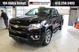 2015 Chevrolet Colorado Z71 Ext Cab with Navigation / Bose Audio