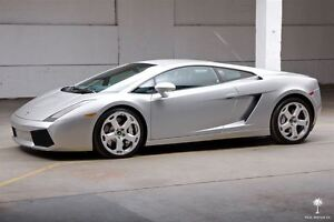 2004 Lamborghini Gallardo - 6 Speed Manual / All Service Records