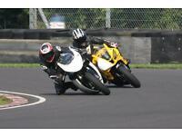Ducati 748 Track Bike