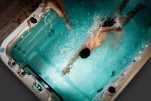 Swim Spa - Spa pool - 5000$ Off - Brand New -