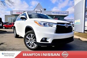 2016 Toyota Highlander XLE *NAVI|Heated seats|Rear view monitor*