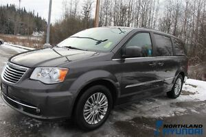2016 Chrysler Town & Country Touring-L/Stow-N-Go/ECO/HTD Seats/B Prince George British Columbia image 4