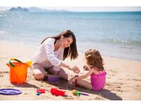 Easygoing, modest Nanny to start as soon as possible in SouthWest London for Part Time Live Out role