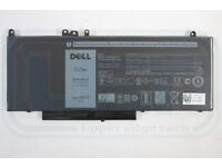 Dell Latitude E5470 / E5570 / Precision 3510 6-cell 62Wh OEM Original Laptop Battery - 6MT4T
