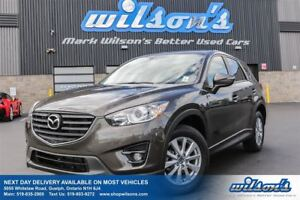 2016 Mazda CX-5 GS AWD! LEATHER! SUNROOF! BLIND SPOT MONITOR! RE