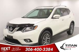 2016 Nissan Rogue Auto|AWD|Heated Leather|Back-up Cam