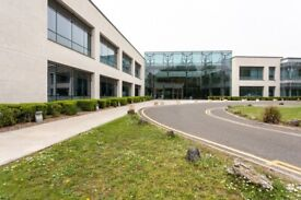 Modern furnished membership Co-working office space at Chertsey, Hillswood Business Park
