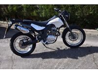 DERBI CROSS CITY 124cc