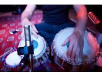 tabla musician available
