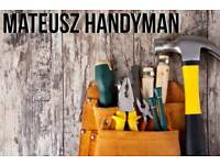 Handyman/Instalations/Repairs/Painting/Electrical/Tiles