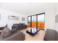 L@@K two ebdroom two bathoom in Kensington Apartments, E1 6LW, 24hr porter, balcony, communal view