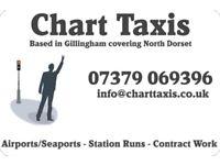 Chart Taxis Gillingham Dorset