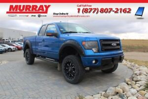 2014 Ford F-150 XLT *Back up Camera, Leather Interior, Sunroof,