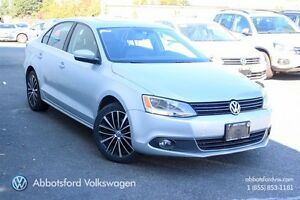 2014 Volkswagen Jetta HIGHLINE 2.0L TDI 6-SPEED AUTOMATIC
