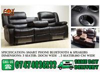 Smart recliner sofa MgA